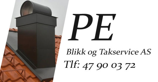 PE Blikk Og Takservice As